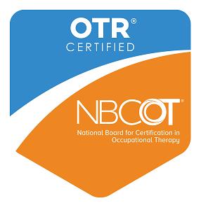 NBCOT Badge
