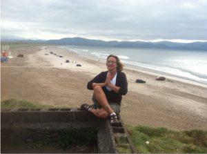 Morgan on Beach