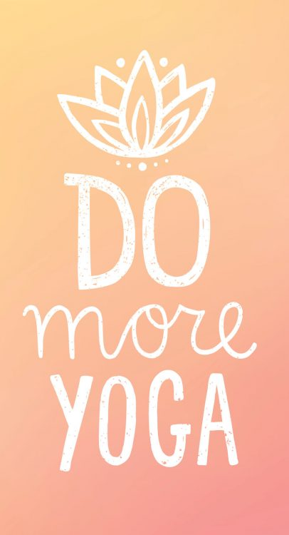 Do More Yoga