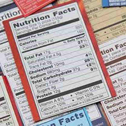 Why Reading Nutritional Labels is a MUST